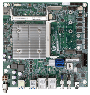 tKINO-AL – Apollo Lake Thin Mini-ITX Motherboard mit M.2 SSD