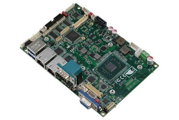 GENE-APL5 – kompakt, leistungsstark, energieeffizient   Gene-APL5 Embedded Board mit Intel Pentium N4200