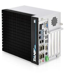TANK-870-Q170 – IPC System für raue Industrieumgebungen