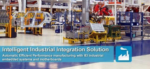 Intelligente und integrierte Industrie-Hardware-Lösungen von IEI