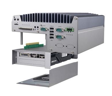 Embedded PC mit kameraspezifischen Schnittstellen