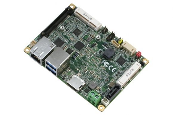 PICO-APL1 – Pico-ITX Board mit Intel Atom N4200 Prozessor