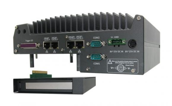 Nuvis-3340af Embedded System für Machine Vision