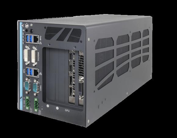 Nuvo-6108GC Embedded PC mit leistungsstarker nVidia GPU