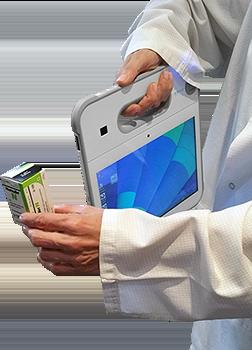 Multi-Touch Tablet PCs für medizinische Anwendungen