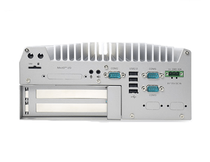 Nuvo-5026E – Embedded PC mit Dual PCIe x8 Slot