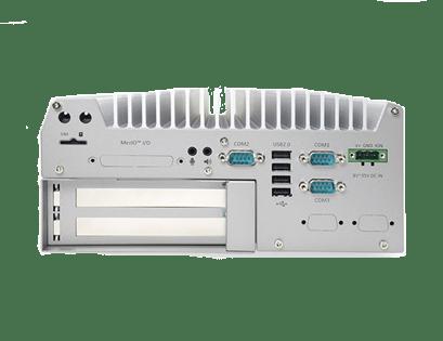 Nuvo-5026E – Embedded PC mit Dual PCIe x8 Slot