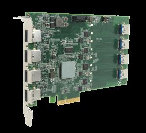 PCIe-USB340/380