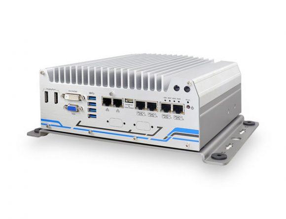 Nuvo-5608VR – Robuste Überwachungsplattform