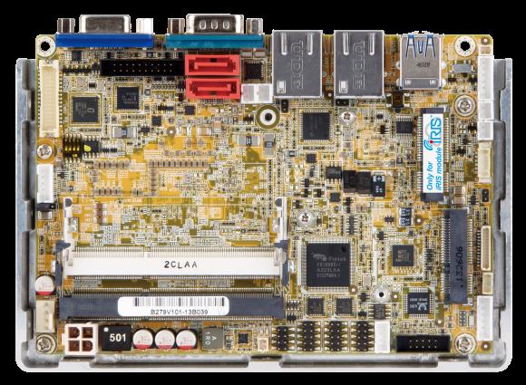 WAFER-ULT2-i1 – 3,5″ Board mit Intel 4th / 5th Gen. ULT SOC
