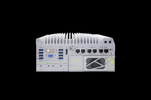 Nuvo-7164GC – KI Embedded-Rechner mit nVidia Tesla GPU