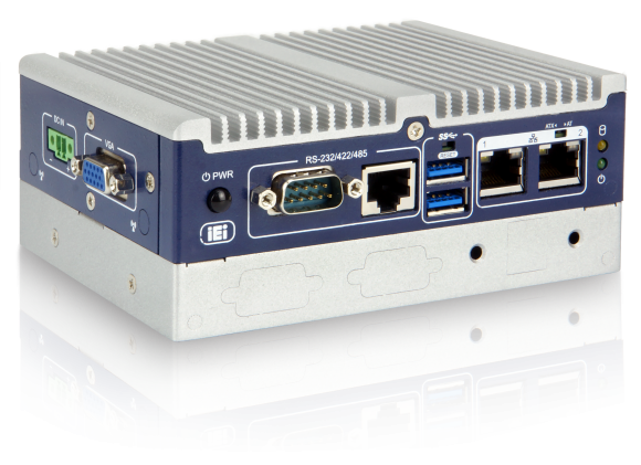 ITG-100-AL – Multi-Layer Embedded Box-PC mit Apollo Lake CPU