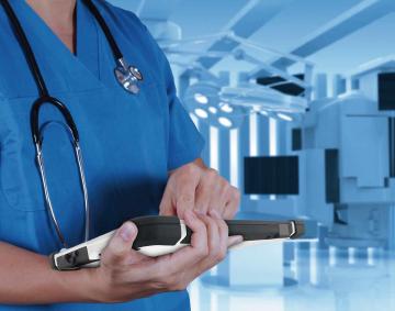M101P-ME robuster Tablet PC für den Gesundheitssektor