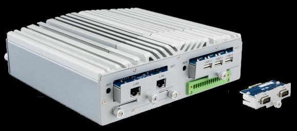 SE-N207 – Whiskey Lake Embedded PC mit HDMI/DP