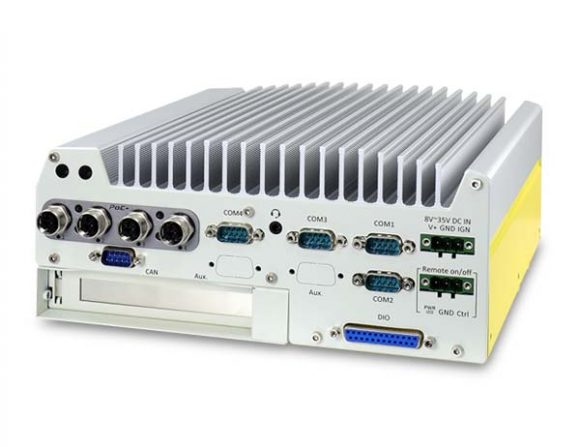 In-Vehicle Computing – Nuvo-7100VTC Serie