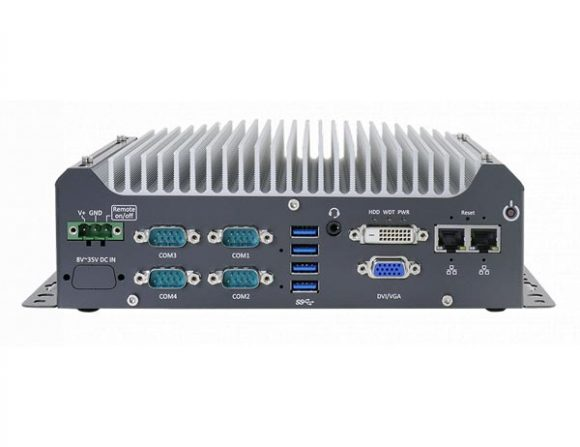 Nuvo-7501 – Kompakter Embedded PC